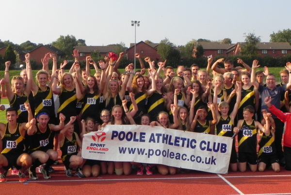 Poole AC South West Champions