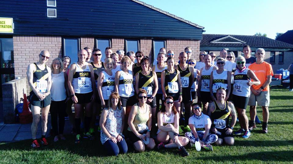 Poole AC at Corfe Mullen 5k