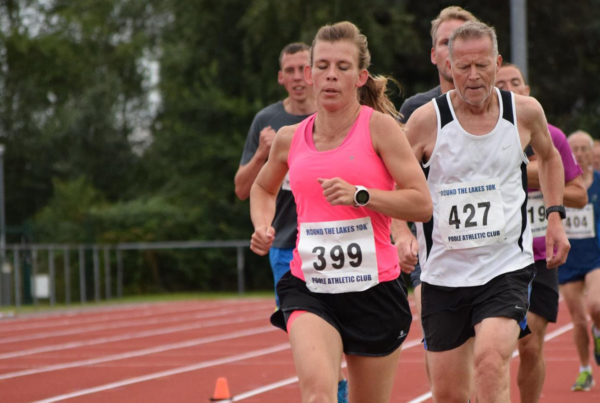 Poole Ac at Ashdown track