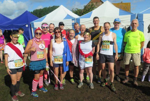 Poole AC at Dorset Invader Half Marathon
