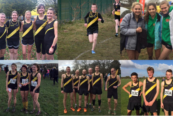 Cross Country poole ac