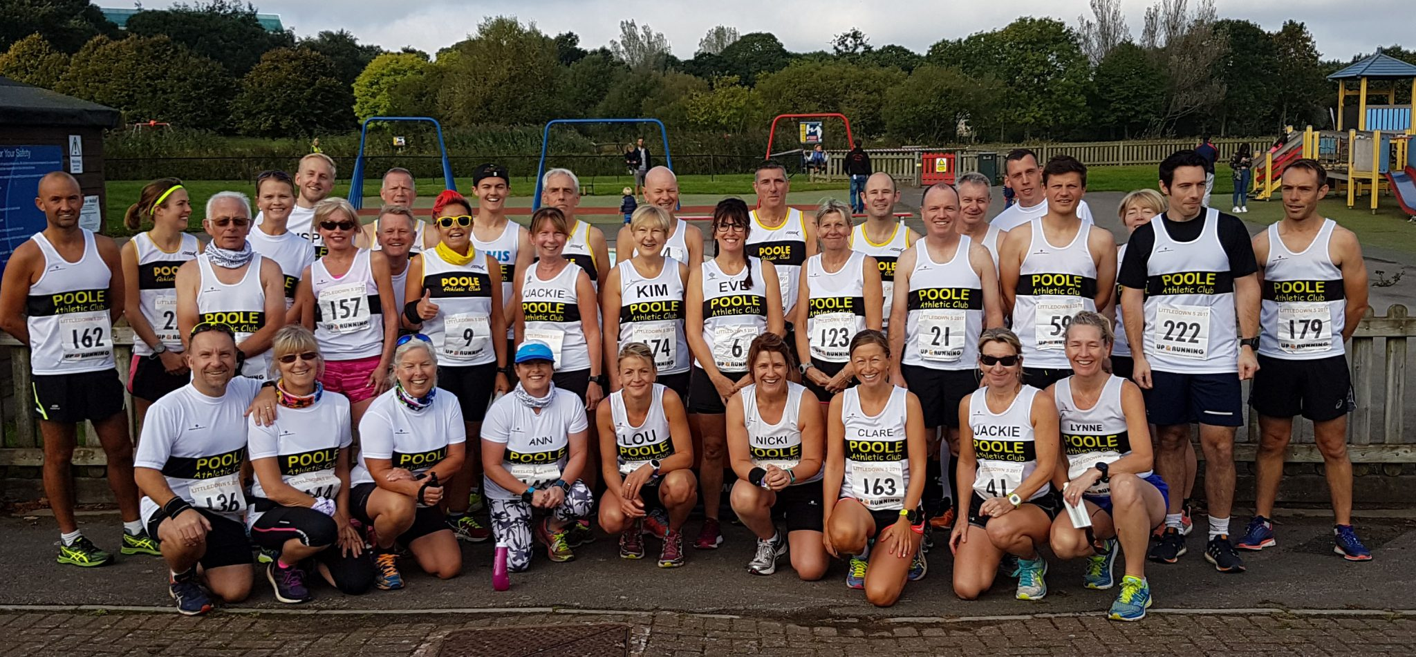Poole AC at Littledown 5