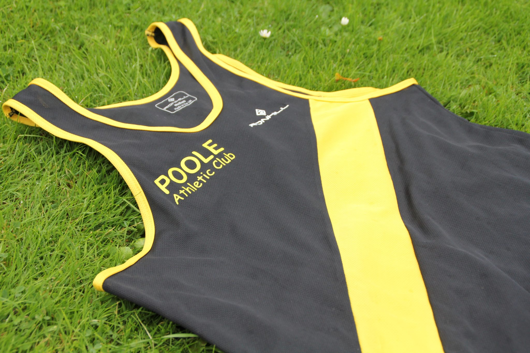 Poole AC Cross Country vest