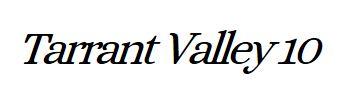 Tarrant Valley 10