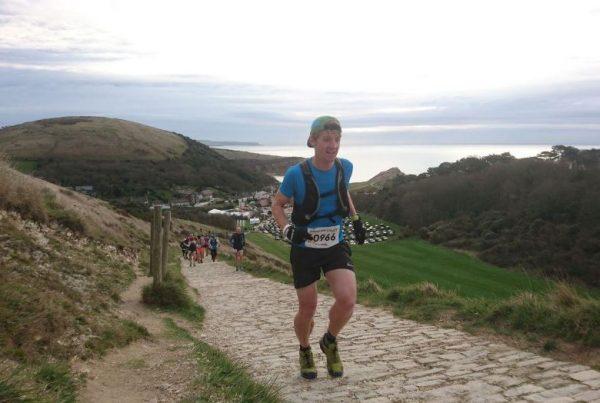 JAck Galloway at Dorset CTS Marathon