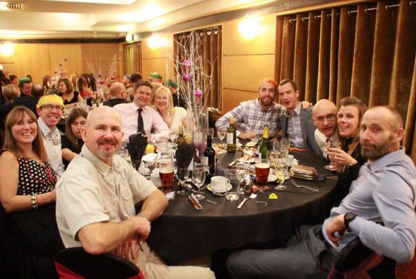 Poole AC Dinner Dance 2017