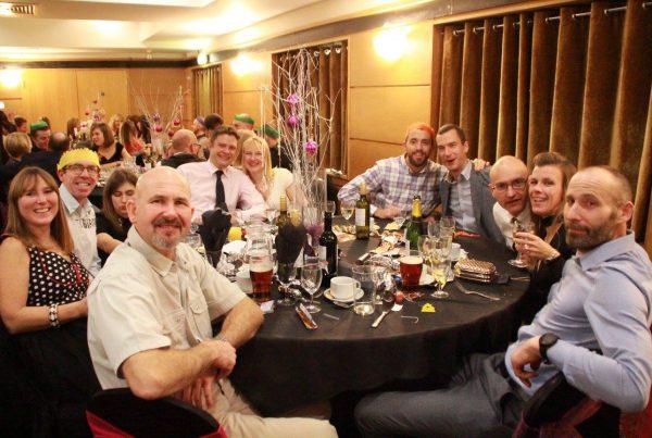 Poole AC Dinner Dance 2017