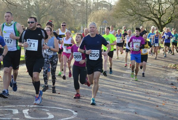 Poole AC Round the Lakes 10k