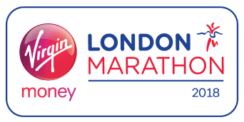 London Marathon 2018 logo