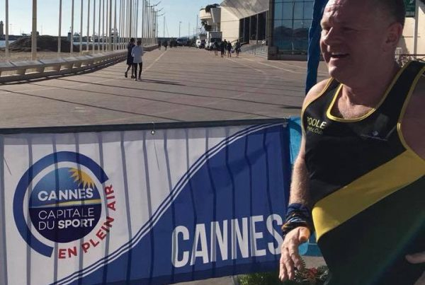 Kev Roberts in Cannes