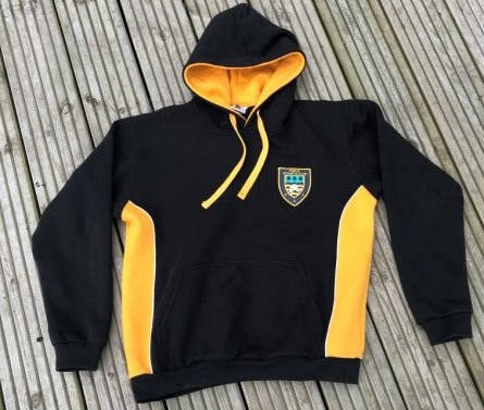 Poole AC New Hoodie front