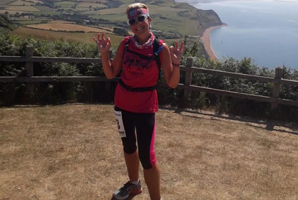 Poole AC at the Charmouth Challenge