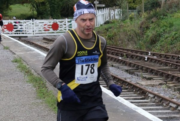 Poole AC at the Stickler