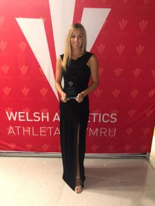 Melissa Award Wales 2018