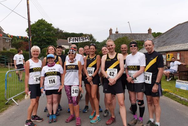 Poole AC at Lulworth 10k