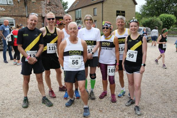 Poole AC at Tarrant Valley 10