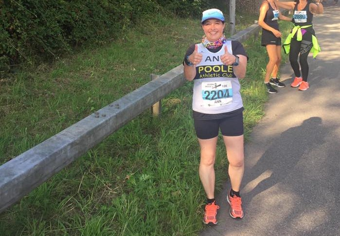 Poole AC at Severn Bridge 10k