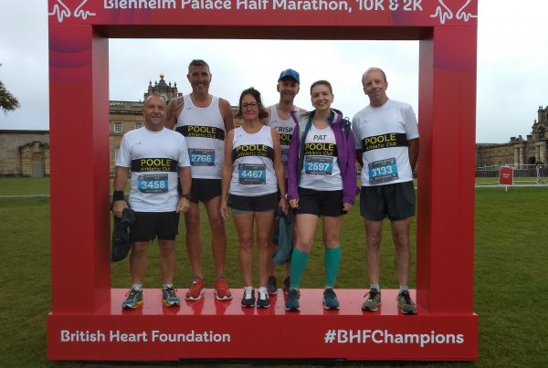 Blenheim Palace BHF 10k 2019
