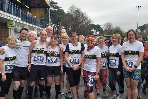 Poole Ac at Boscombe 10k