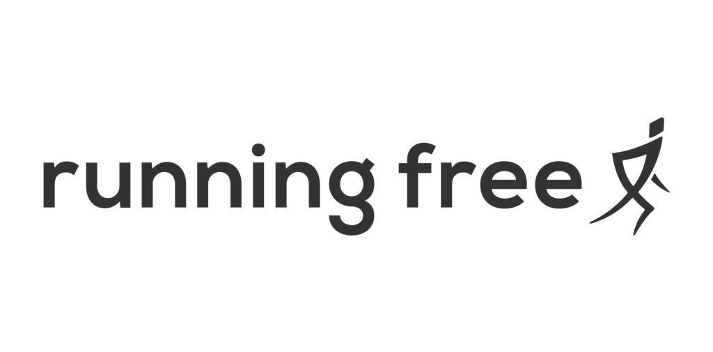 Running Free logo
