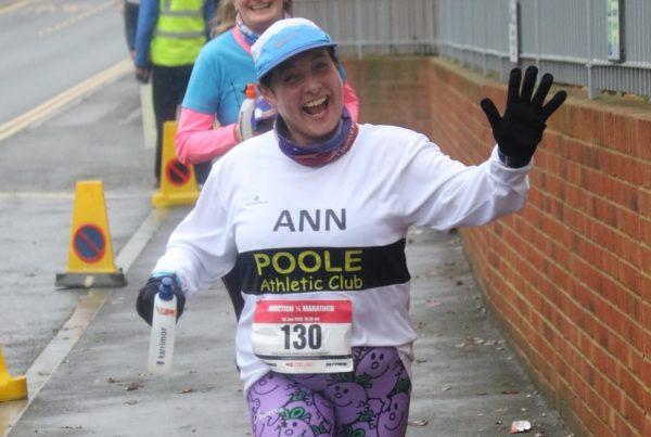 Poole AC at Broadstone Quarter Marathon