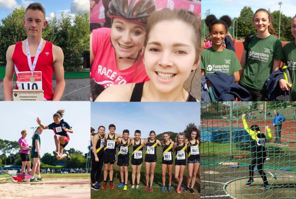 Poole AC Junior Athletes